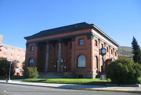 Image of Hearst Free Library