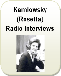 ... local friends and neighbors to Montana Governors and Hollywood  celebrities. This is a collection of those interviews dating from the 1960s  to the 1980s.